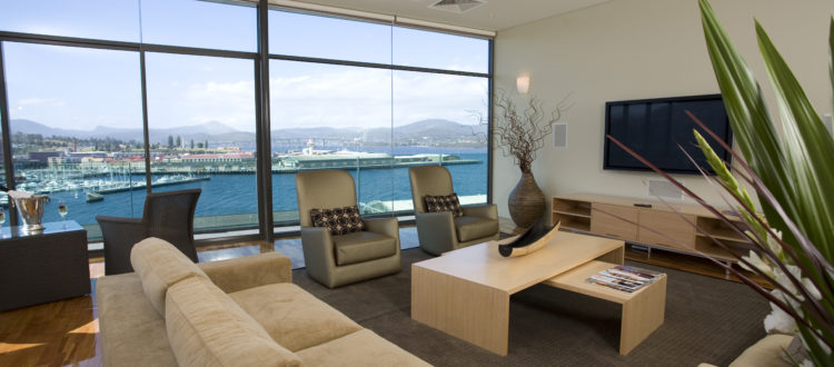 Hobart Waterfront accommodation