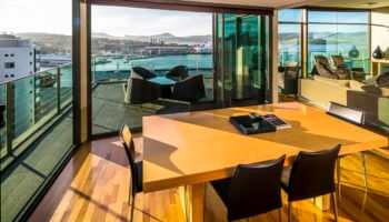 luxurious lenna penthouses Lenna of Hobart