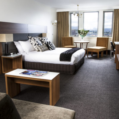accommodation hobart cbd